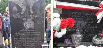 Samorząd Uczniowski pamiętał o łęczyńskich bohaterach