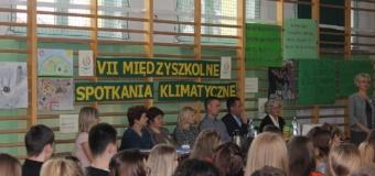 VII Międzyszkolne Spotkania Klimatyczne