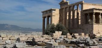 Grupa Erasmus+ w Grecji
