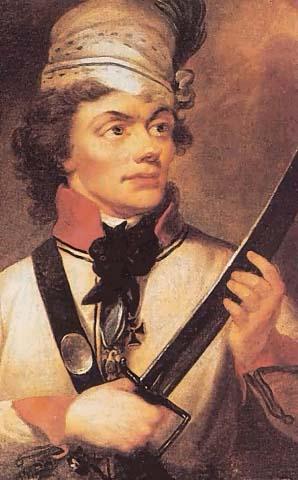 Zdjęcie Tadeusza Kościuszki - patrona szkoły