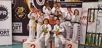 Sukces Naszych uczniów w zawodach sportowych Taekwondo i Kickboxing