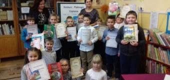 Konkurs Pięknego Czytania dla klas I – III
