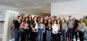 Grupa Erasmus+ w Słowenii