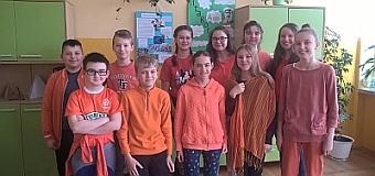 Pomarańczowy dzień