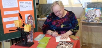 Spotkanie z poetką Danutą Binkiewicz – Kołodziej