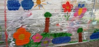 Malowanie na folii