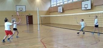Mistrzostwa Szkoły w badmintonie drużyn mieszanych kl. 5