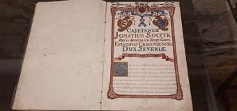 Klasy 4d i 4e z wizytą w Archiwum Państwowym w Lublinie