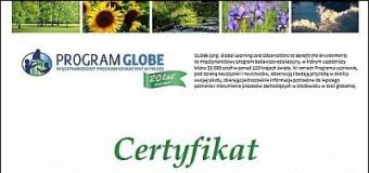 Aktywna Szkoła Programu Globe