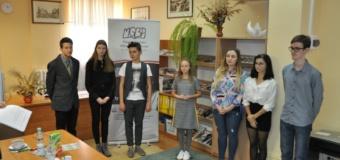 Uczniowie laureatami Konkursu Herbertowskiego