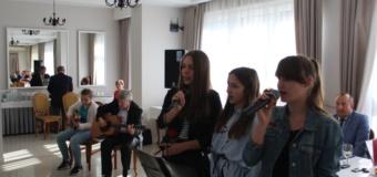 Koncert Fantazji dla łęczyńskich seniorów