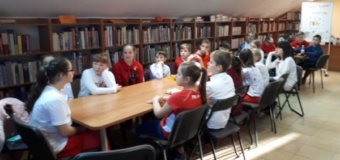 Lekcje historii w bibliotece