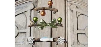 Kartka Świąteczna – Przyrodą Malowana