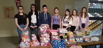 Podsumowanie zbiórki zabawek dla oddziałów przedszkolnych