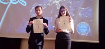 Sukces w konkursie geograficznym
