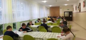 WORD MASTER  – wyniki szkolnego konkursu z języka angielskiego