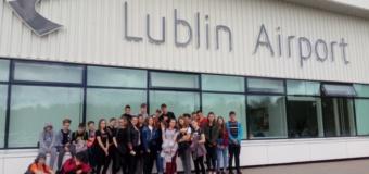 Wędrujemy po regionie- Lublin Airport