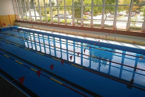 Zdjęcie pływalni po remoncie
