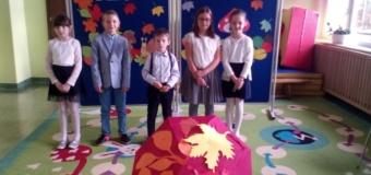 Eliminacje szkolne Jesiennego Konkursu Recytatorskiego