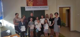 Archidiecezjalny Konkurs Poezji Maryjnej
