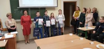"""""""Szukamy Tęgiej Głowy"""" – Powiatowy Konkurs Matematyczny dla uczniów klas piątych"""