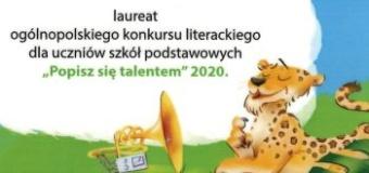 """4. edycja ogólnopolskiego konkursu literackiego """"Popisz się talentem"""""""