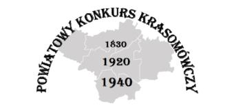 Sukcesy uczniów w Powiatowym Konkursie Krasomówczym – 1830, 1920, 1940.