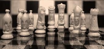 """I Turniej gry w szachy """"Szach-Mat"""""""