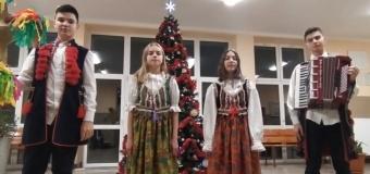 Życzenia Świąteczne i Noworoczne od uczniów